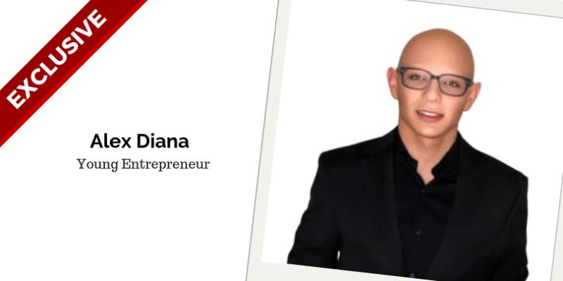 Alex Diana Young Entrepreneur