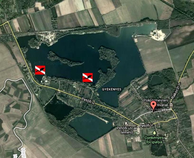 magyarország térkép gyékényes Gyékényesi Kotró, Magyarország | Ifj. Lőrincz Ferenc – Vízalatti  magyarország térkép gyékényes