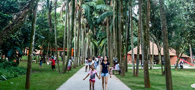 Parque Várzeas do Tietê – O Maior Parque Linear do Mundo
