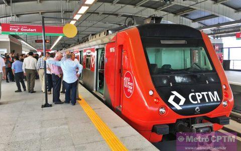 Trem expresso de Guarulhos: mais barato mas com menos viagens comparado a outros aeroportos do mundo – Metrô CPTM