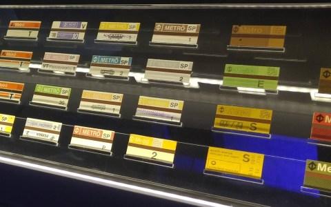 Linha do tempo – Metrô 50 anos