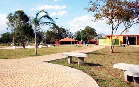 Governo de SP entrega novo parque na região de São Miguel Paulista