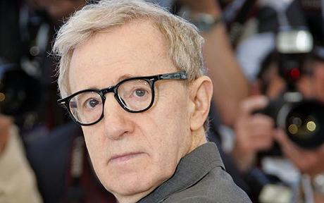 Actor/Director Woody Allen telegraph.co.uk