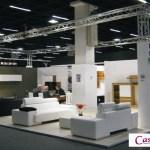 Casa Rusu - Constructie stand expozitional de prezentare, expozitia IMM, Koln, Germania