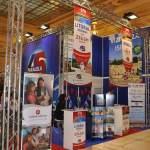 PARALELA 45 - Constructie standuri expozitionale de prezentare la Targurile de Turism