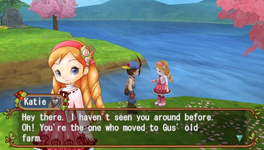 game harvest moon iso android