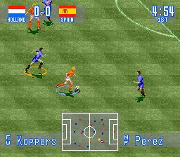 Blog de retro-nextgen : RETRO-NEXTGEN ... Le blog jeux-vidéo du XXème et XXIème siècle !, RETRO TESTS - International Superstar Soccer (Super Nes)