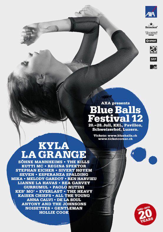 Blue Balls Festival 2012