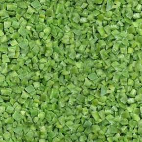 Pizzabook tile - green pepper