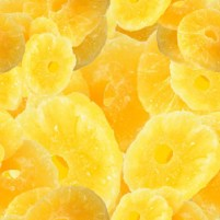 Pizzabook tile - pineapple
