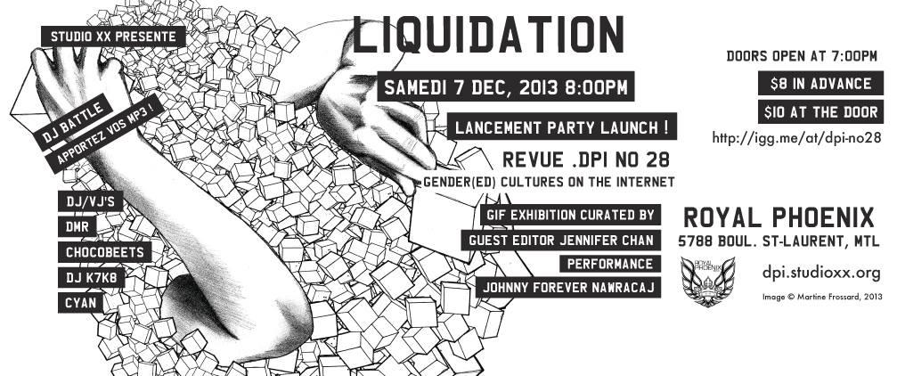 LIQUIDATION Event 2013