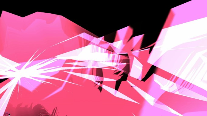 Crystalscape - Video Still by Carrie Gates