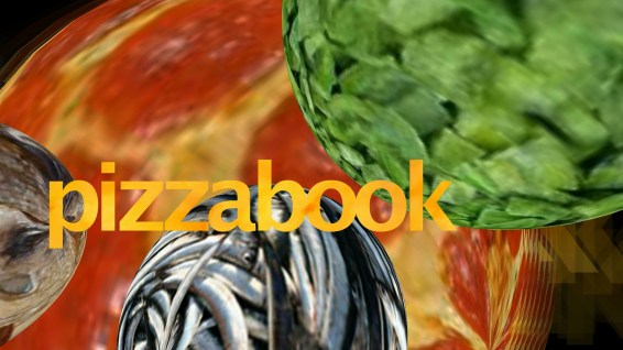Pizzabook Promo Video 2013 by Carrie Gates