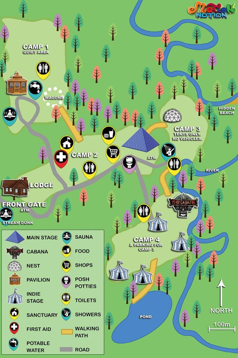Motion Notion 2016 Map