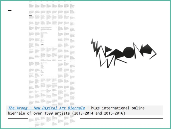 Internet Art: A Brief History and Signposts for the Future - Carrie Gates - MoSo Conference 2016 - Slide 71