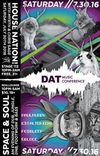 DAT Electronic Music Conference 2016 - House Nation