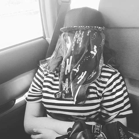 Carrie Gates - Coming Home From MEME Festival 2016 - Photo by Jesse Warkentin