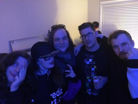 Deep Vibes and Dirty Breaks - Nov. 4 2016 - Afterparty Luv - Pic by Marty Famine