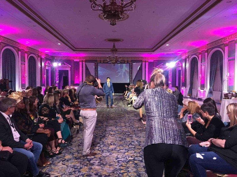 Saskatoon Fashion And Design Festival Runway Show With Vj Carrie Gates Vj Carrie Gates