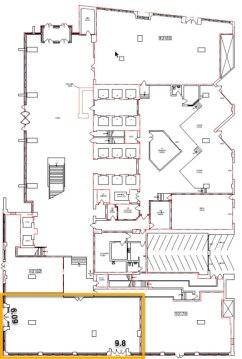 Nuit Blanche Edmonton 2018 Floor Plan