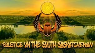 Solsask Solstice Electronic Music Festival in Saskatchewan - 2018