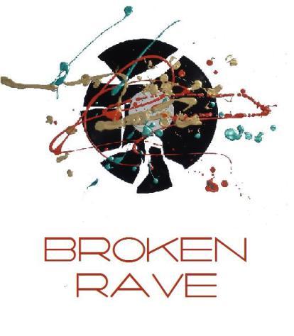 Broken Rave - Flyer for Saskatoon Rave 2006