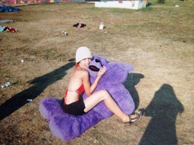 Connect Festival - Purple Teddy and Marcia Romance