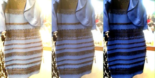 What Color Is The Dress - 2015