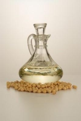 Dầu đậu tương biến đổi gien có thành phần acid béo giống dầu ô liu.