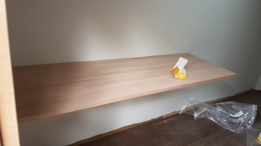 Photo of raw bench 2