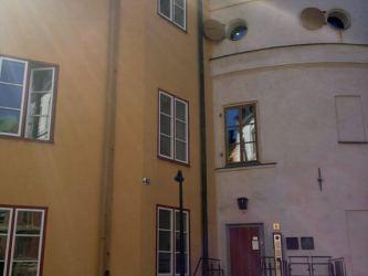 Takvärme till Västertorn i Stockholm.