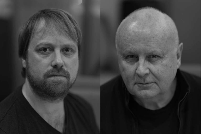 Jørgen Jelstad og Morten Borgersen