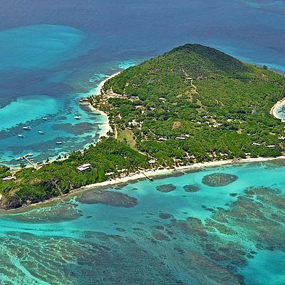 Private Islands for rent - Eustatia Island - British ...