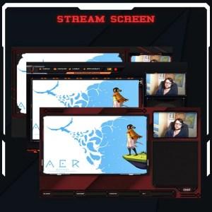 Stream Screen