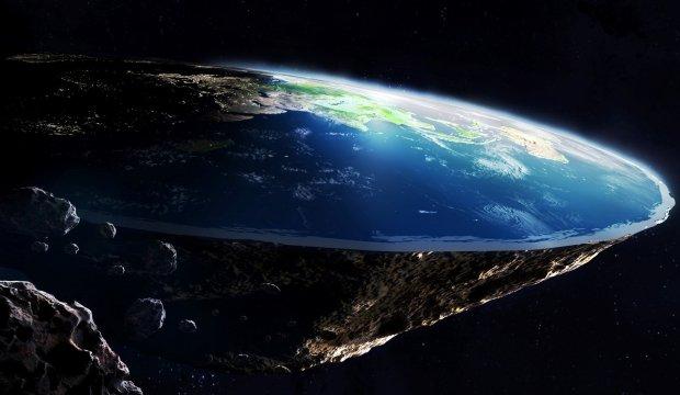 Космонавты из России ответили на предположение о'плоской Земле