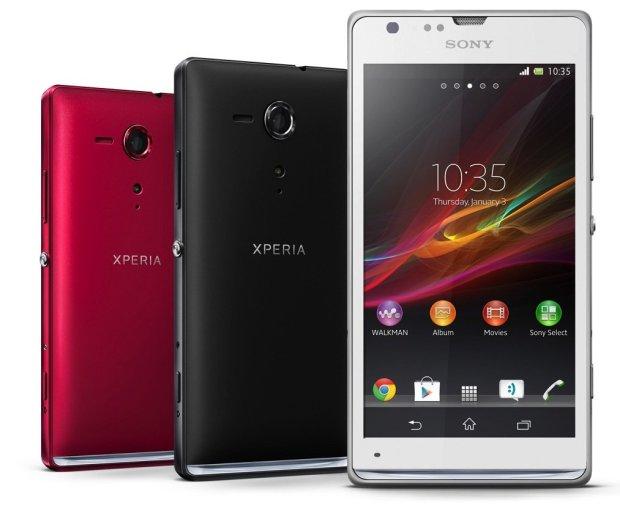 Назван ТОП-5 лучших смартфонов Sony Xperia в 2018 году