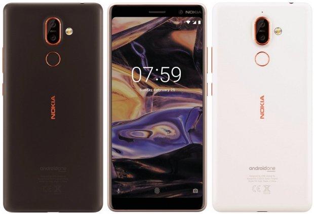 Nokia 7 Plus теперь можно приобрести в магазинах России