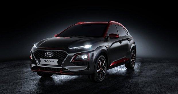 Hyundai выпускает кроссовер в костюме Железного человека