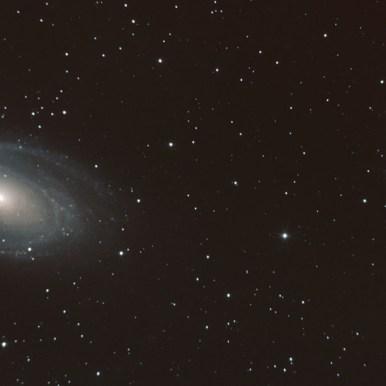 Galaxie M81 a M 82 ve Velkém vozu