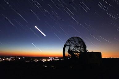 Radarová louka Ondřejov