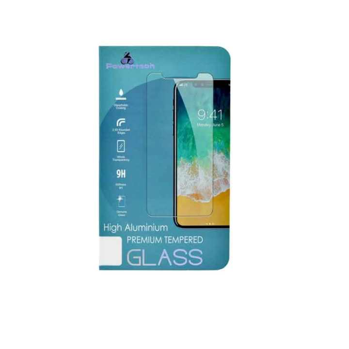 "Tempered Glass Powertech 6"" ανω λιοσια menidi kamatero"