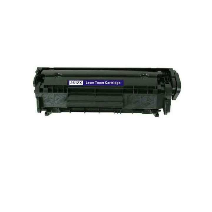 Toner HP Q2612X ανω λιοσια,καματερο,μενιδι