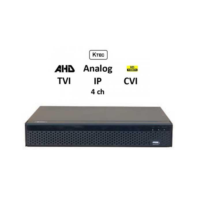 Καταγραφικο 4 καμερων HD 1080N