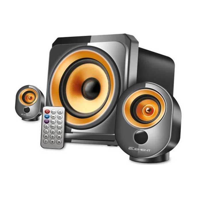 Ηχεια υπολογιστη 2.1 stereo Bluetooth ραδιο