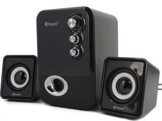 Ηχεια υπολογιστη stereo 2.1 11w multimedia