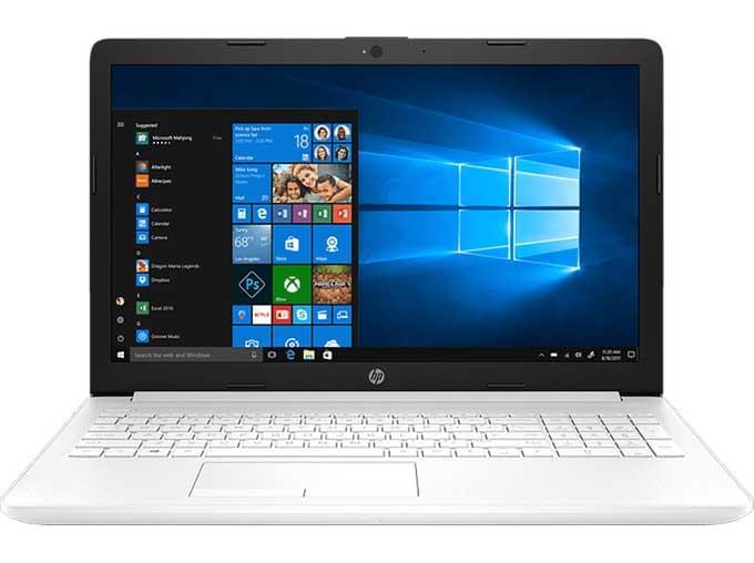 Laptop HP Notebook AMD Ryzen 3 service