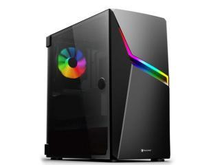 Κουτι υπολογιστη Gaming RGB case SADES Niu mid