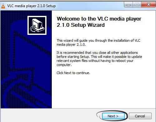 vlc media player setup free download