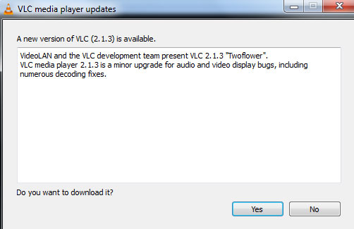 Latest Version of VLC for PC and Mac (February 2014)