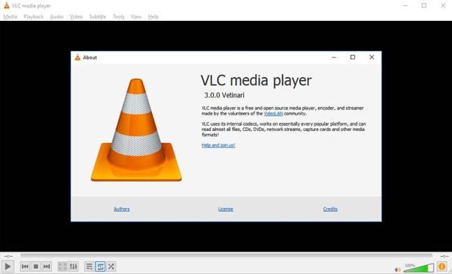 gratis download vlc media player windows